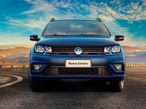 Volkswagen Saveiro 1.6 Cross Pack High 2018 0km Apto Uva #a7