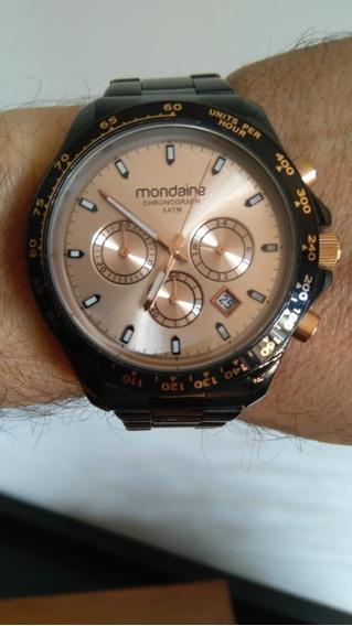 Relógio Mondaine Feminino 78158lpmgba3 Analógico Multifunção