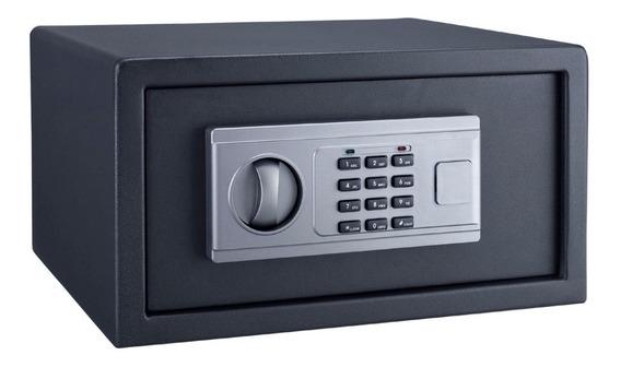 Caja Fuerte Seguridad Digital Notebook+teclado Y Llave