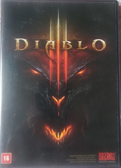 Diablo 3 Jogo Original Para Pc