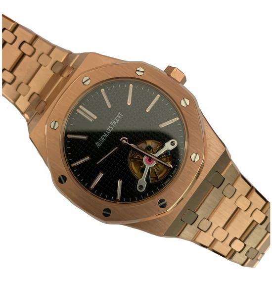 Reloj Audemars Piguet Royal Oak Tourbillon Oro Rosa 263ap