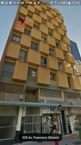 Apartamento A Venda No Bairro Centro Em Campinas - Sp.  - 2378-1