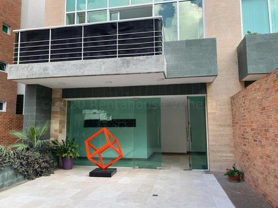 Apartamentos En Alquiler Campo Alegre 21-4541 Rah Samanes