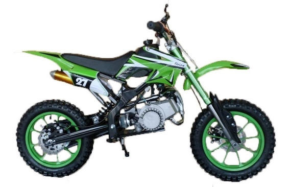Mini Moto Cross 49cc - 0km - Modelo 2020 + Brinde Dsr