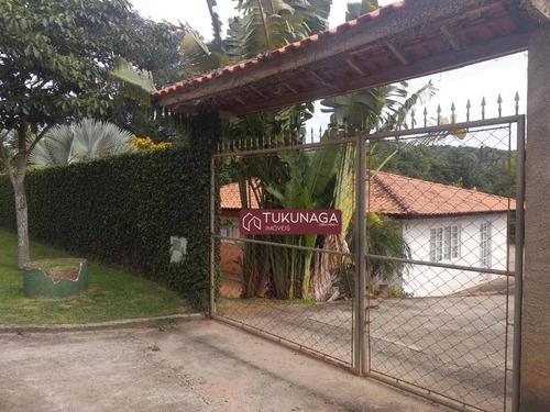 Chácara Com 3 Dormitórios À Venda, 1000 M² Por R$ 300.000,00 - Chácara San Martin I - Itatiba/sp - Ch0099