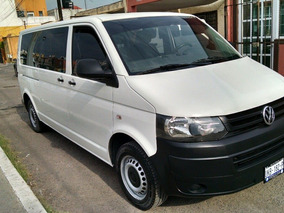 Volkswagen Transporter Transporter Dicel 4cilindros Pasajero