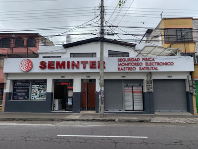 Oportunidad !!! Remato Casa Comercial Quito Real Audiencia