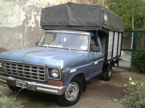 Ford F-100 1980