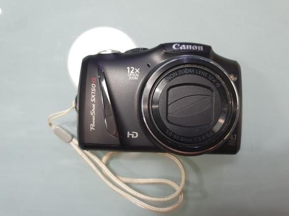 Câmera Canon Powershot Sx150 Is