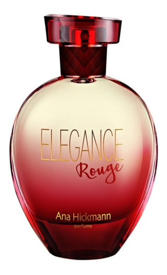 Elegance Rouge Ana Hickmann Deocolônia Perfume Feminino 50ml