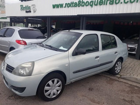 Renault Clio Sedan Expression 1.6 16v Hi-flex