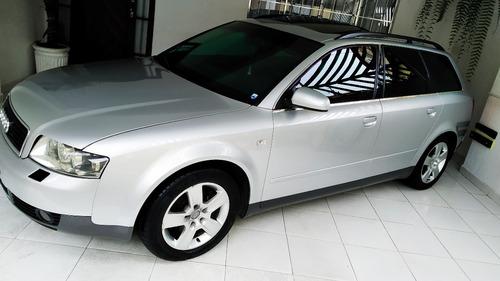 Audi A4 Avant Top Linha Motor V6 3.0 Blindado Fábrica 3 A