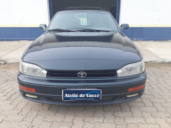 Vendido:toyota Camry Xle V6 1993 Original - Atelie Do Carro