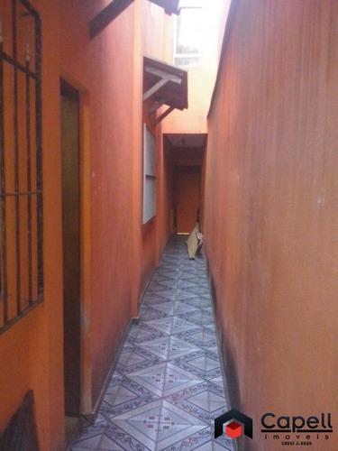 Imagem 1 de 6 de Sobrado Para 02 Moradias No Alvarenga -sbc-sp - 900