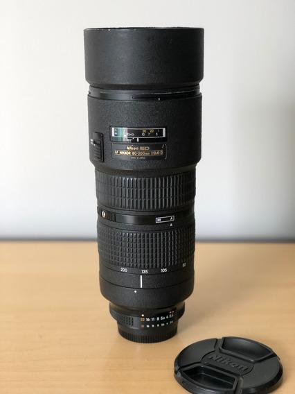 Lente Nikon Af 80-200mm F/2.8d Ed