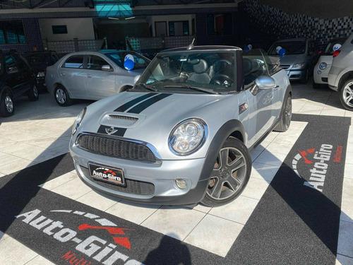 Imagem 1 de 10 de Mini Cooper 1.6 S Cabrio 16v Gasolina 2p Automático