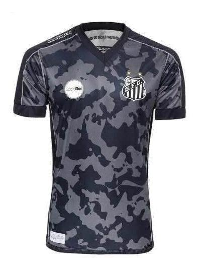 Camisa Nova Santos Iii 2017 S/nº Original - Promoção