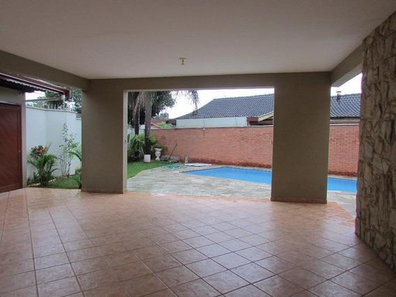Casa Para Locação No Bairro Jd. Elite Em Piracicaba - Ca1801