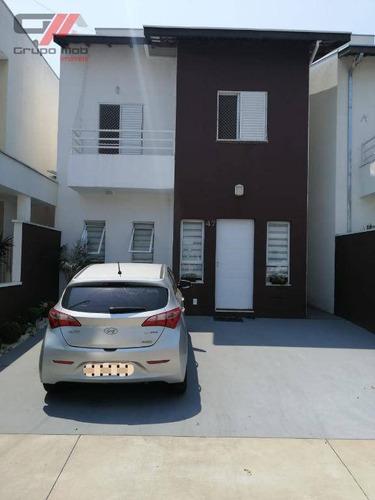 Imagem 1 de 16 de Sobrado Com 3 Dormitórios À Venda, 138 M² Por R$ 550.000 - Barreiro - Taubaté/sp - So0055