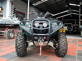 Cuatrimoto Yamaha Grizzly 700 Impecable