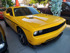 Dodge Challenger 6.4 Srt 8 392 V8 Gamuza/piel Qc At 2012