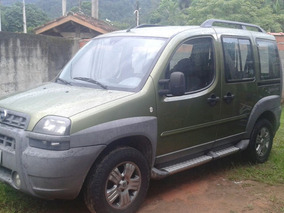 Fiat Doblo 1.8 Adventure Estrada Real 6p 2005