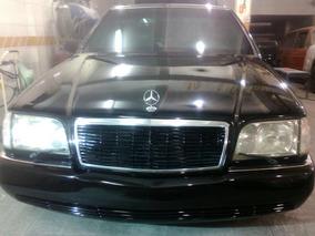 Mercedes-benz Classe S600 1992