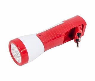 Lanterna Recarregável 5 Led´s Bateria De Longa Duração