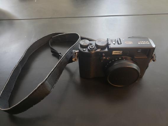 Câmera Fuji Film X100t Preta