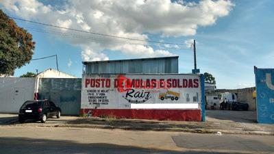 Galpão Comercial Para Locação, Chácaras Reunidas, São José Dos Campos - Ga0039. - Ga0039
