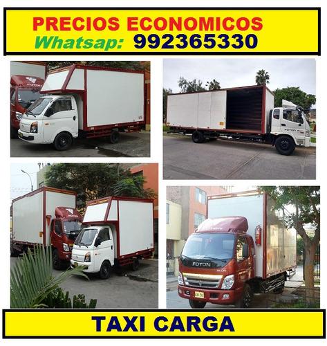 Transporte General - Mudanza - Camión Carga  Wasap 992365330