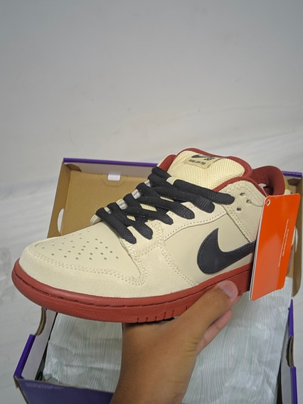 Dunk Low Pro Muslin Size 38 Dswt + Extra Lace