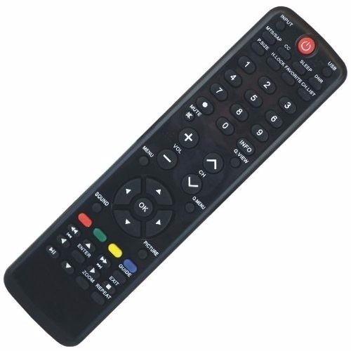 Controle Remoto Tv H Buster Hbtv42l01fd /32d01hd Htr-d19