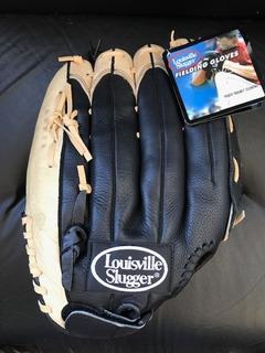 Luva Louisville Slugger Leather Baseball Softball 14