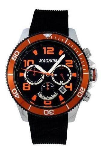 Relógio Masculino Magnum Analógico Esportivo Ma33308j Nf