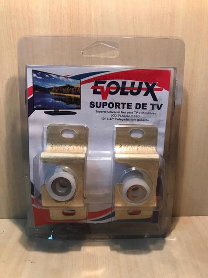Suporte Tv Monitor Fixo 10 A 47 Polegadas Evolux