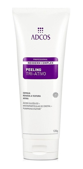 Adcos Neoderm Complex Peeling Tri-ativo 120g Esfoliante
