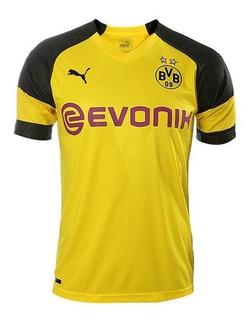 Jersey Playera Puma Del Borusia Dortmund Local Mod 753310 01