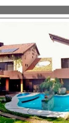 Familia Grande? Casa En Venta Con Alberca En La Herradura.