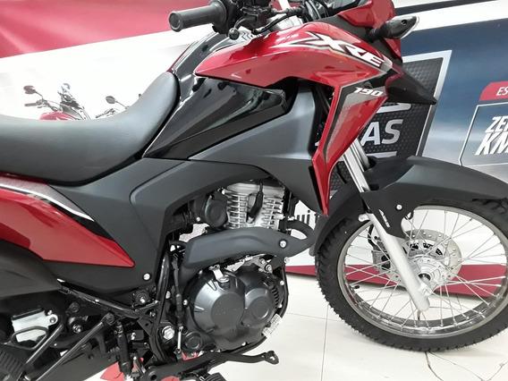 Honda Xre 190 Freio Abs Flex Painel Digital - Honda +app