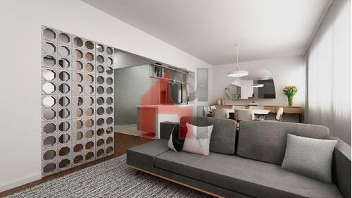 Imagem 1 de 8 de Apartamento À Venda, 126 M² Por R$ 1.950.000,00 - Jardim Europa - São Paulo/sp - Ap1514