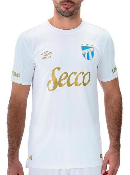 Camiseta Oficial Umbro Club Atletico Tucuman 3 2021360-sc