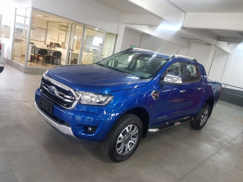 Nueva Ford Ranger Limited 3.2 Tdci 4x4 Automatica 0km 2021