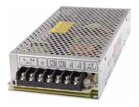 Transformador Fuente De Poder Dc12v De 10amp Camaras/ Luces