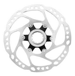Disco De Freno Shimano Deore Rt64 160mm Estriado Centerlock