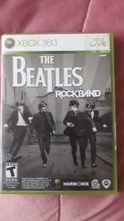 The Beatles Rock Band Para Xbox 360