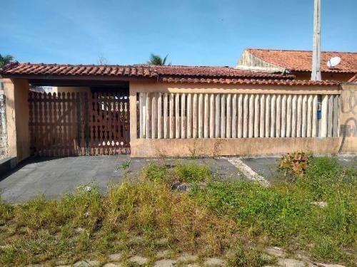 Imagem 1 de 14 de Casa Lado Praia Com 3 Quartos Em Itanhaém/sp 6847-pc