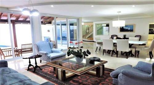 Casa Com 4 Dormitórios À Venda, 462 M² Por R$ 2.400.000,00 - Condomínio Villa Romana - Indaiatuba/sp - Ca1034