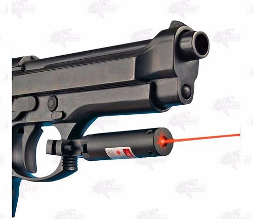 Imagen 1 de 4 de Mira Laser Marcadora Paintball Gotcha Caceria Xtreme