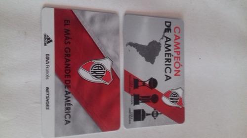 Imagen 1 de 3 de Entradas Copa Libertadores River